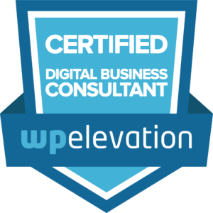 WordPress Elevation: Certified Digital Business Consultant