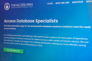 Access Database Specialists.