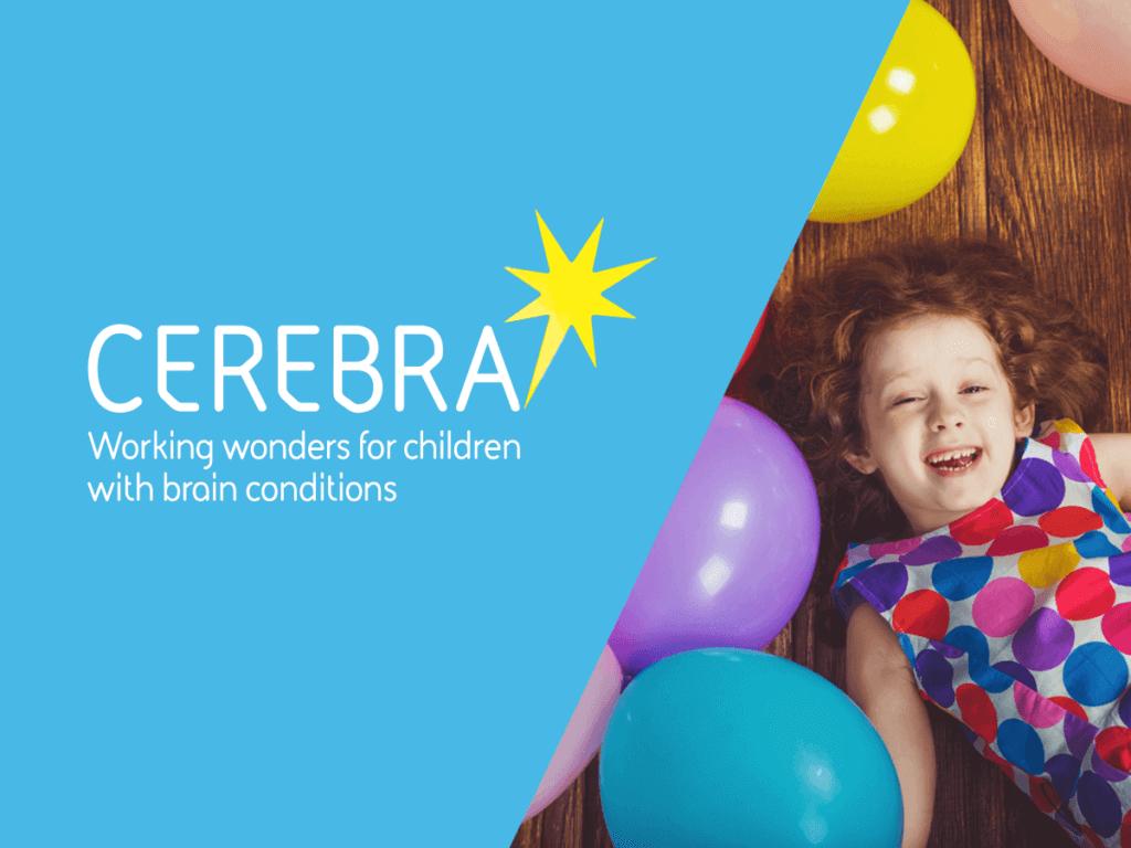 Cerebra website redesign for a charity website.