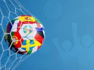 Digital branding process Euros 2020