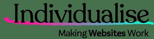 Individualise - Making Websites Work